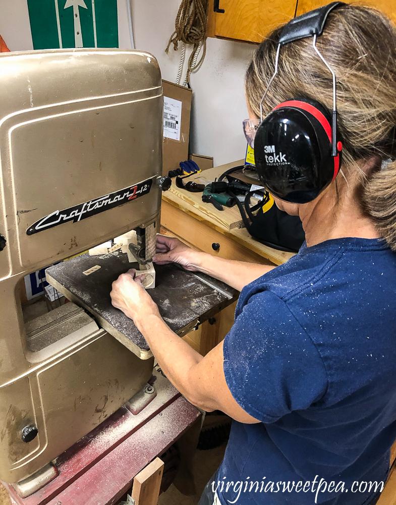 Vintage Craftsman Bandsaw