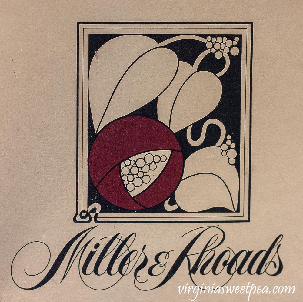 Miller & Rhoads Logo