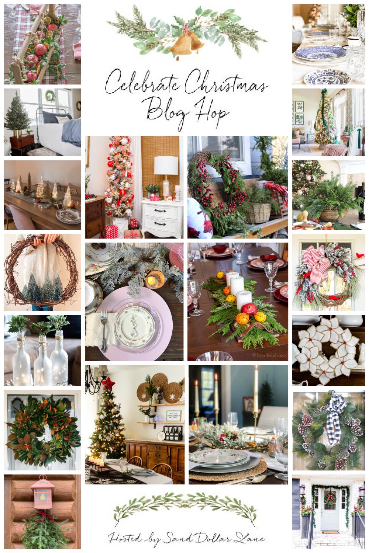 Celebrating Christmas Blog Hop
