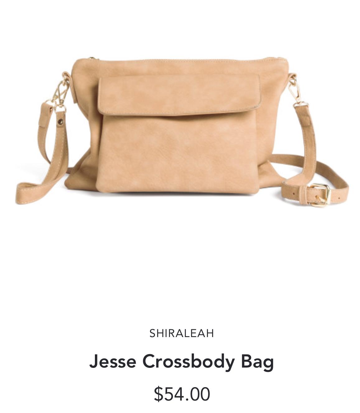 Stitch Fix Shiraleah Jesse Crossbody Bag