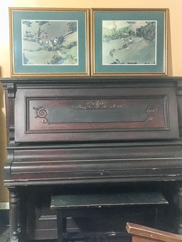 100+ Year Old Piano