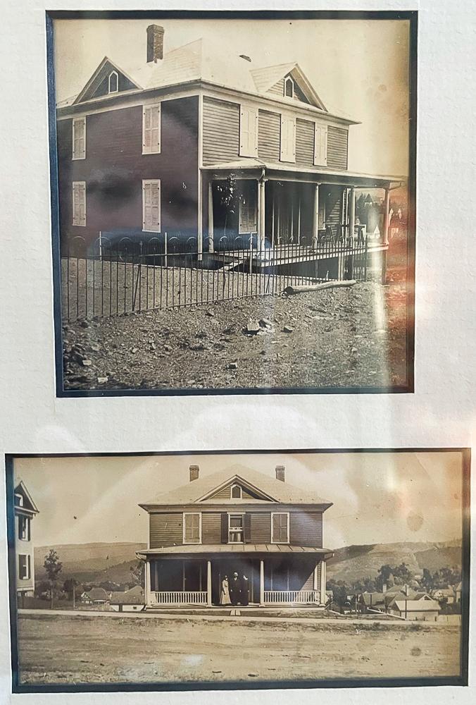 Newly constructed 1912 home on Walnut Avenue in Waynesboro, VA
