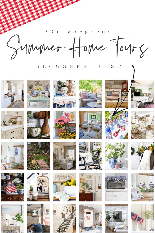 Blogger's Best Summer Home Tours