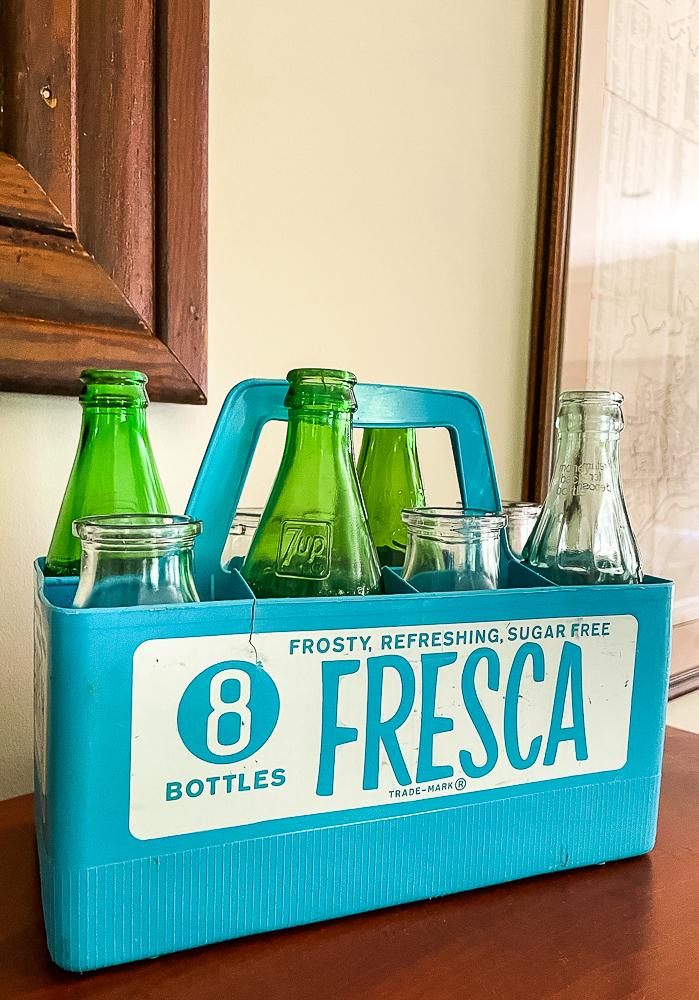 Fresca drink caddy