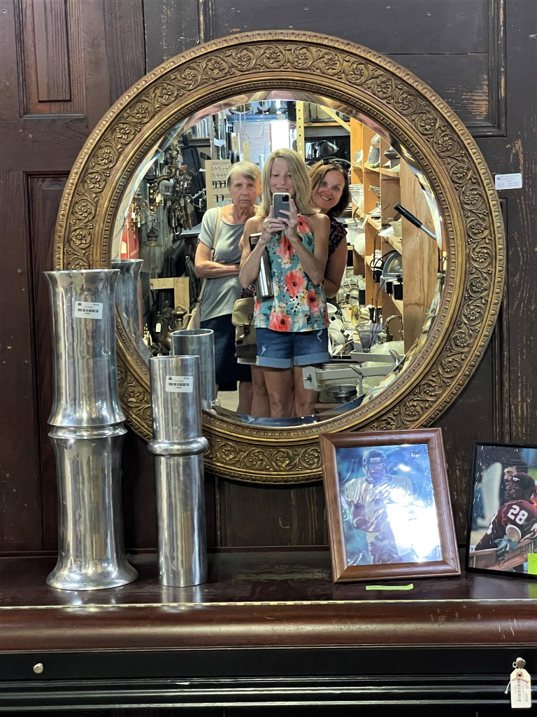 Mirror for sale at Black Dog Salvage
