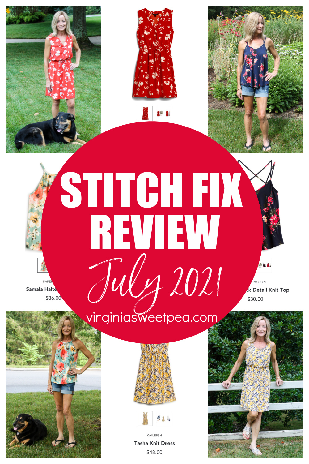 Stitch Fix Review for July 2021