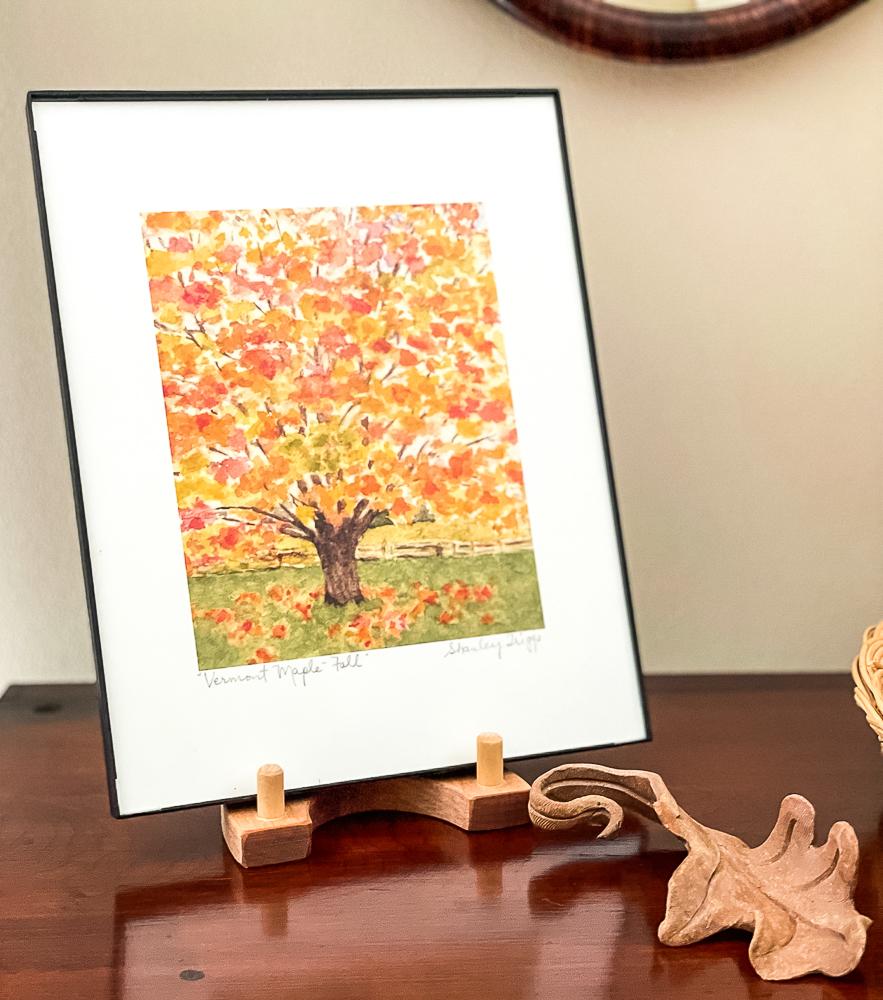 Fall art