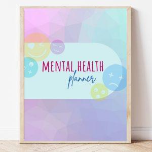 Free Printable Mental Health Planner