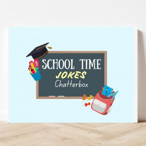 Free Printable School Time Chatterbox