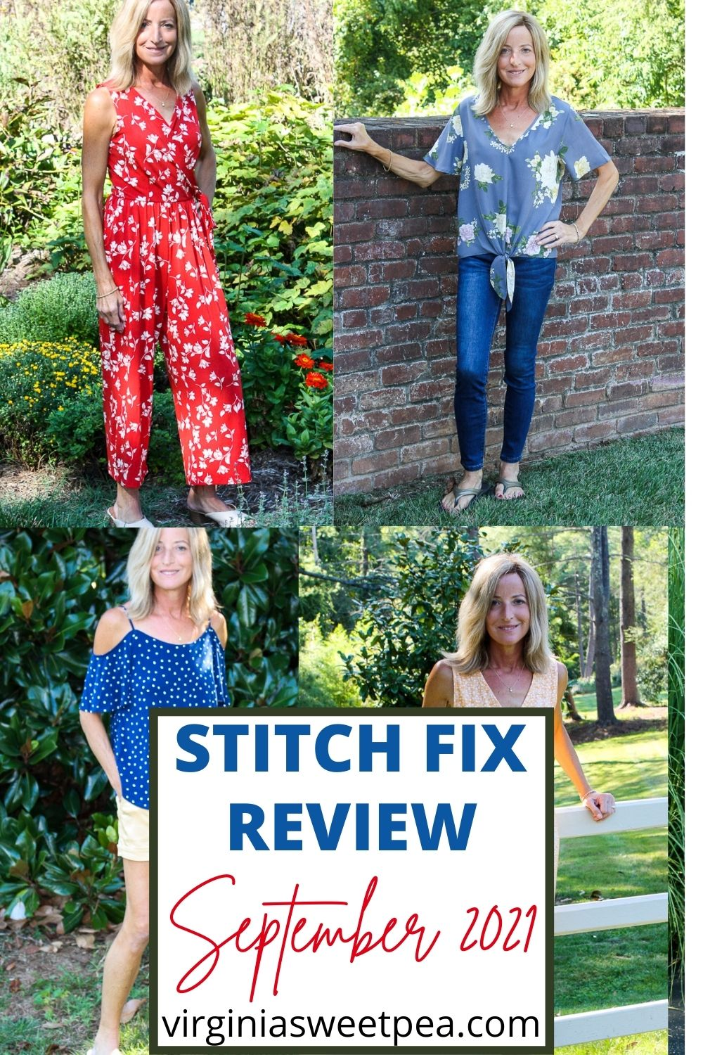 Stitch Fix Review for September - Fix #97