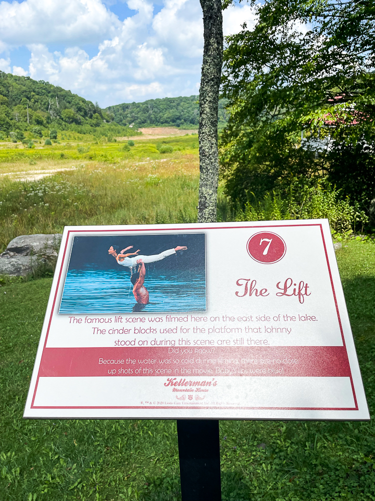 Visiting Mountain Lake, VA - Home of Dirty Dancing