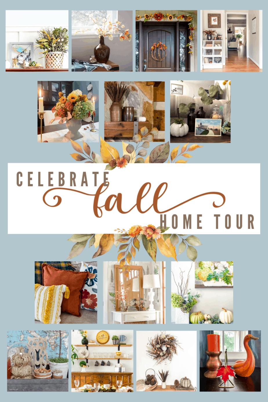 Celebrating Fall Home Tour