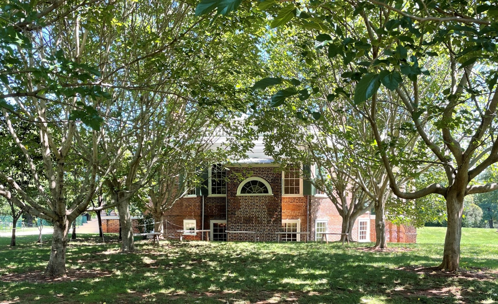 Touring Poplar Forest in Forest, VA - Thomas Jefferson's Summer Home