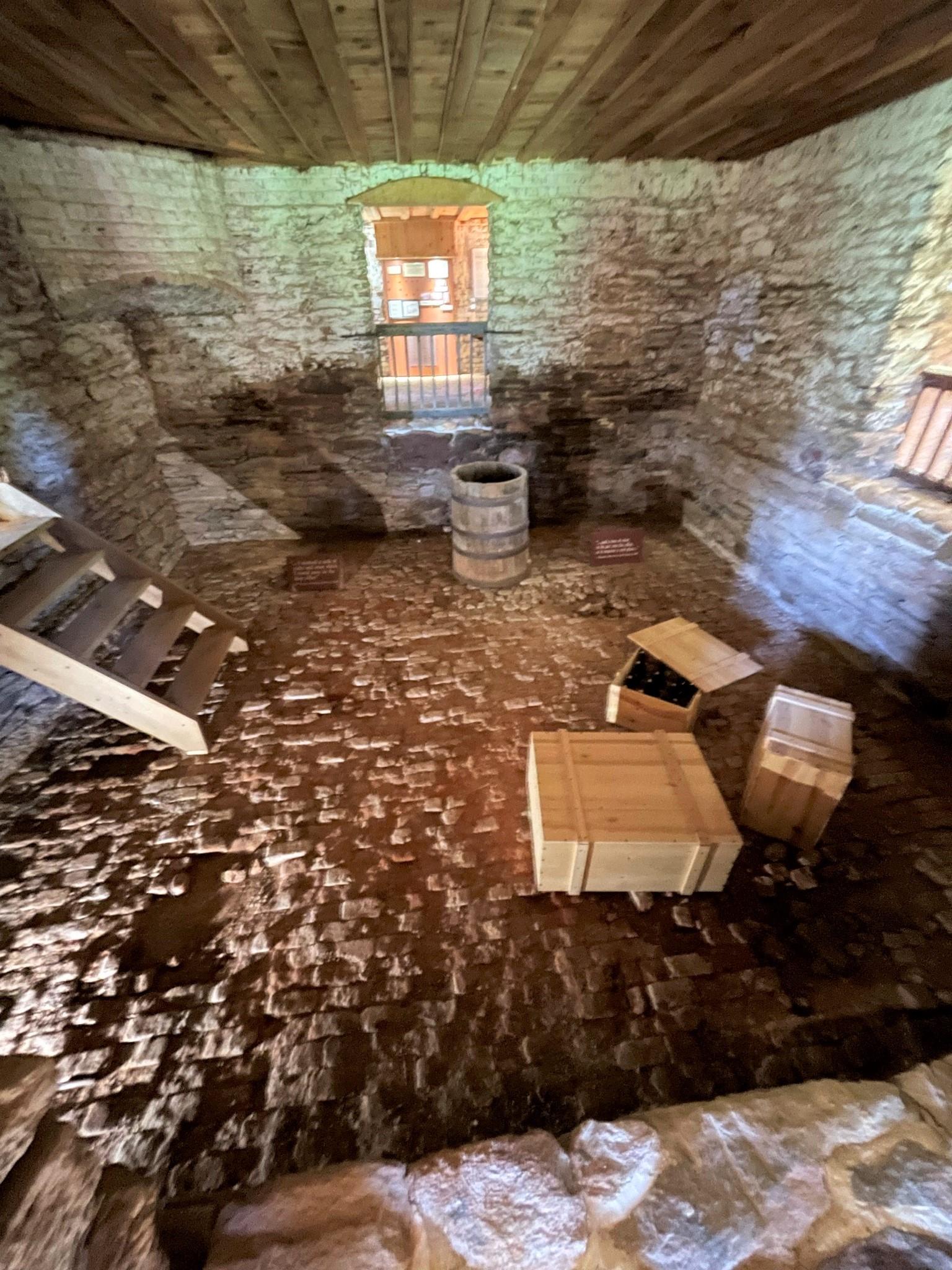 Poplar Forest Wine Cellar