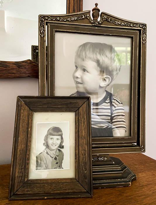 vintage childhood photos