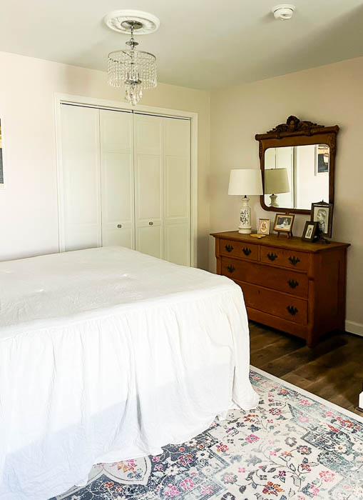 Lake House Guest Bedroom Decor