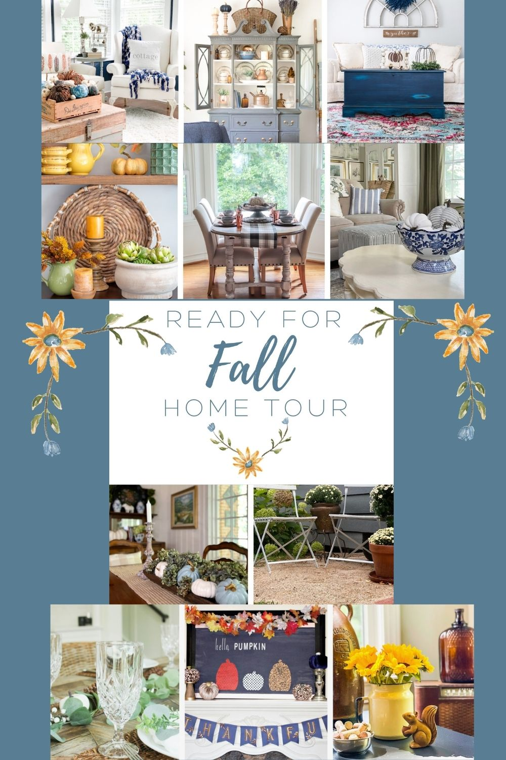 Ready for Fall Home Tour