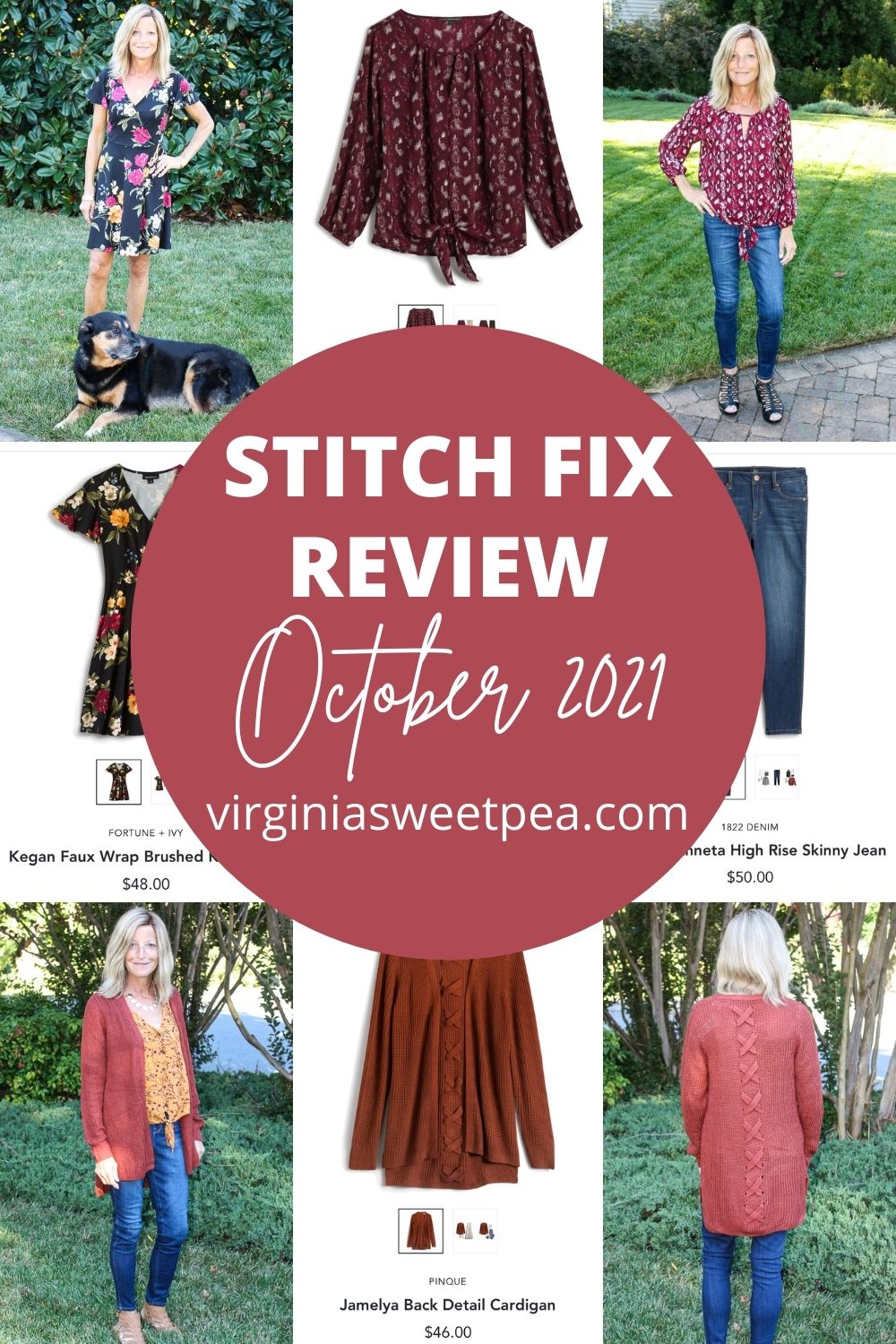Stitch Fix Review for October 2021