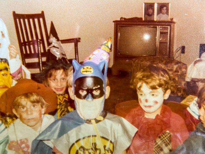 Vintage 1970s Halloween Costumes